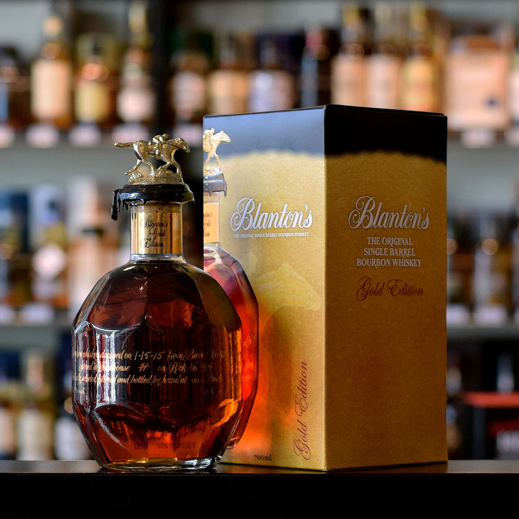 Blanton's 'Gold Edition' 51.5%