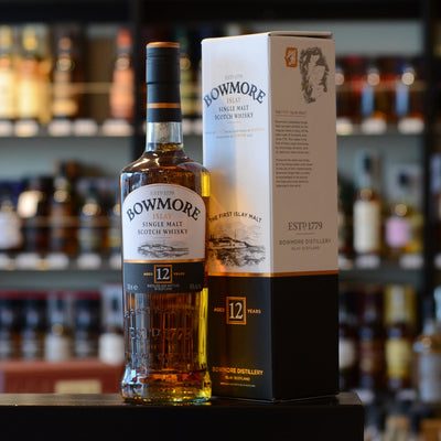 Bowmore 12 years old 43%