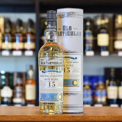 Bowmore 'Old Particular' 2001 / 15 years old 48.4%
