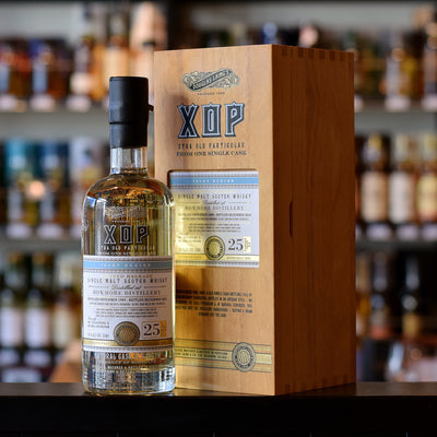 Bowmore 'Xtra Old Particular' 1989 / 25 years old 55.1%