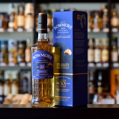 Bowmore 'Tempest' Batch 6 54.9%
