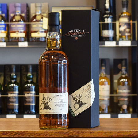 Adelphi 'Breath of Speyside' 2006 / 11 years old 58.2%