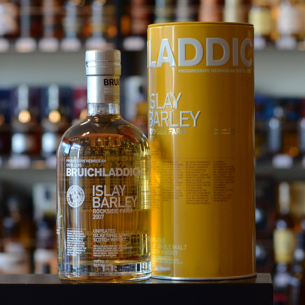 Bruichladdich Islay Barley Rockside Farm 2007 50%