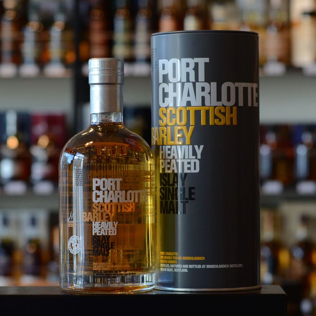 Bruichladdich 'Port Charlotte' Scottish Barley 50%