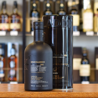 Bruichladdich Black Art 5.1 1992 / 24 years old 48.4%