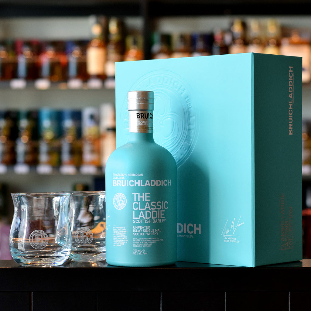 Bruichladdich 'The Classic Laddie' Gift Pack 50%