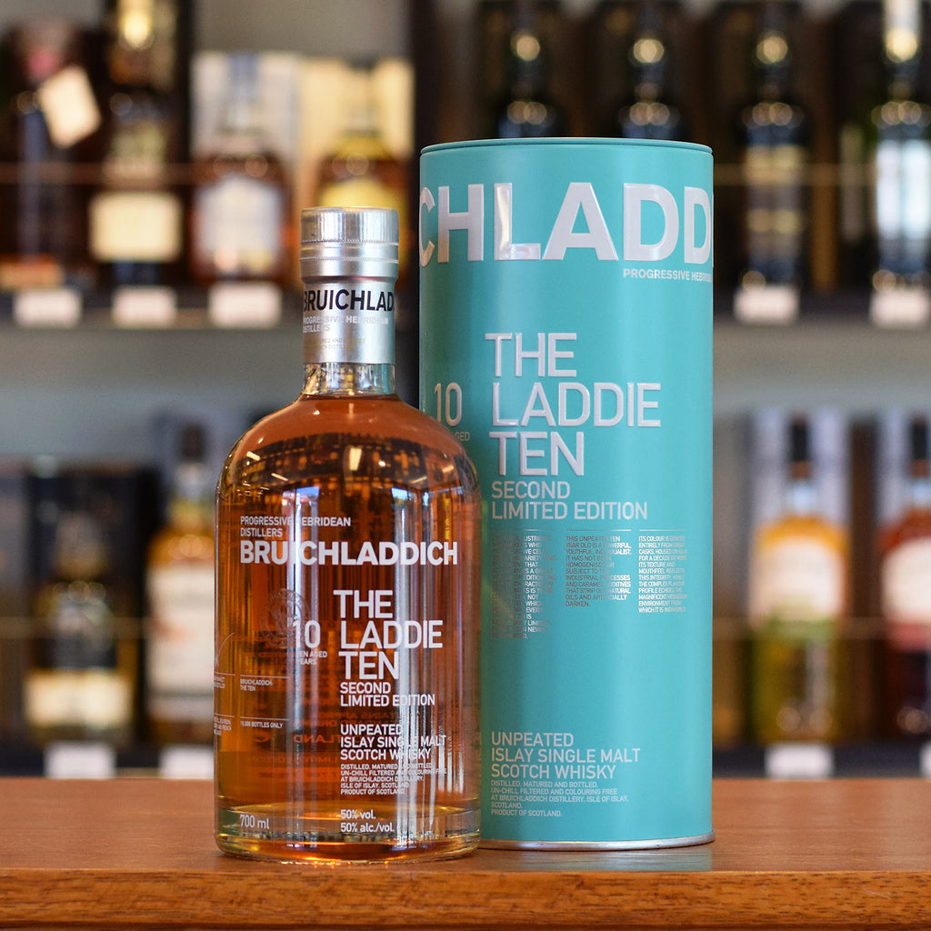 Bruichladdich 'The Laddie Ten' 10 years old 50%