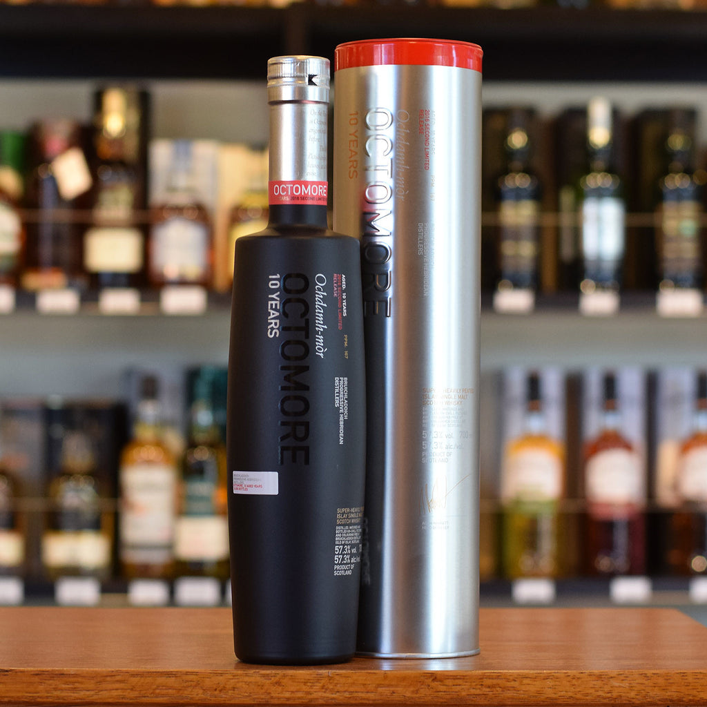Bruichladdich Octomore 10 years old 57.3%