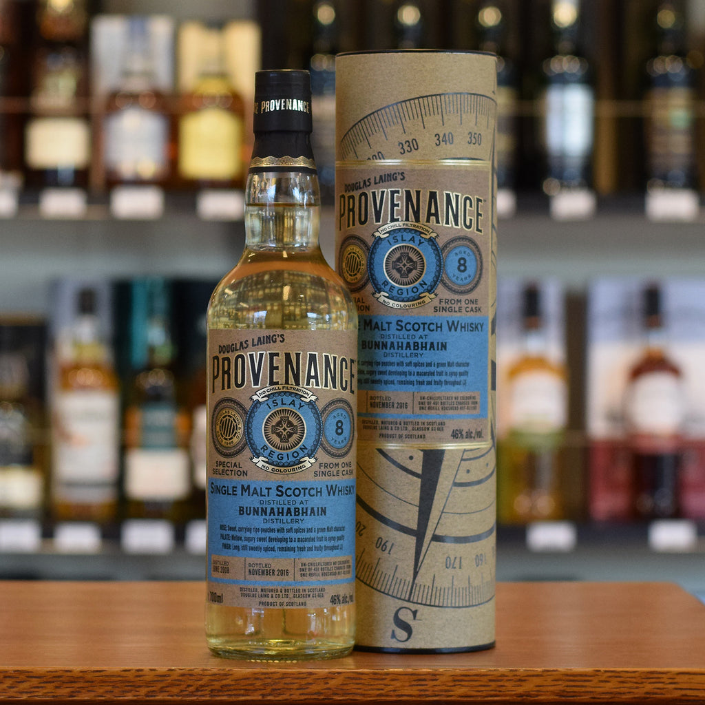 Bunnahabhain 'Provenance' 2008 / 8 years old 46%