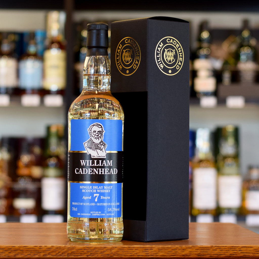 Cadenhead Islay 7 years old 58.7%