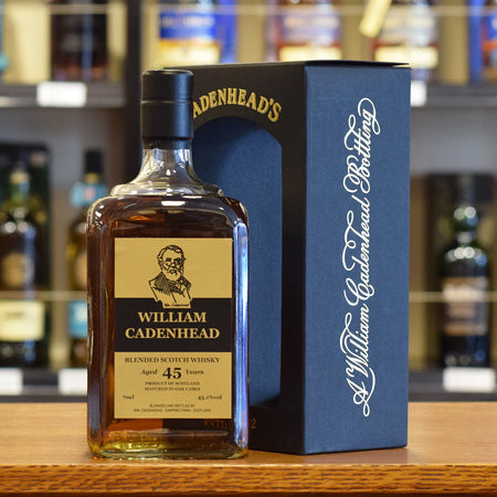 Cadenhead 'Blend' 45 years old 43.1%