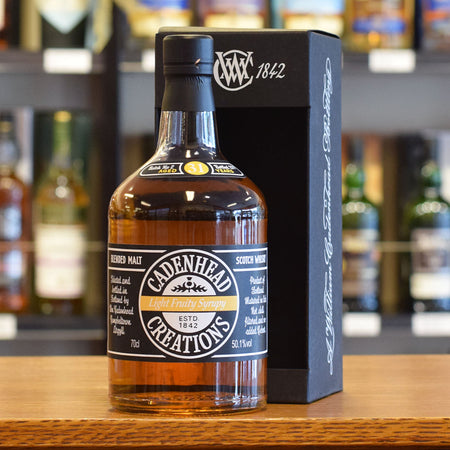 Creations Blend 'Cadenhead' 31 years old 50.1%