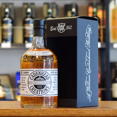 Creations Blend 'Cadenhead' 2007 / 10 years old 60.5%