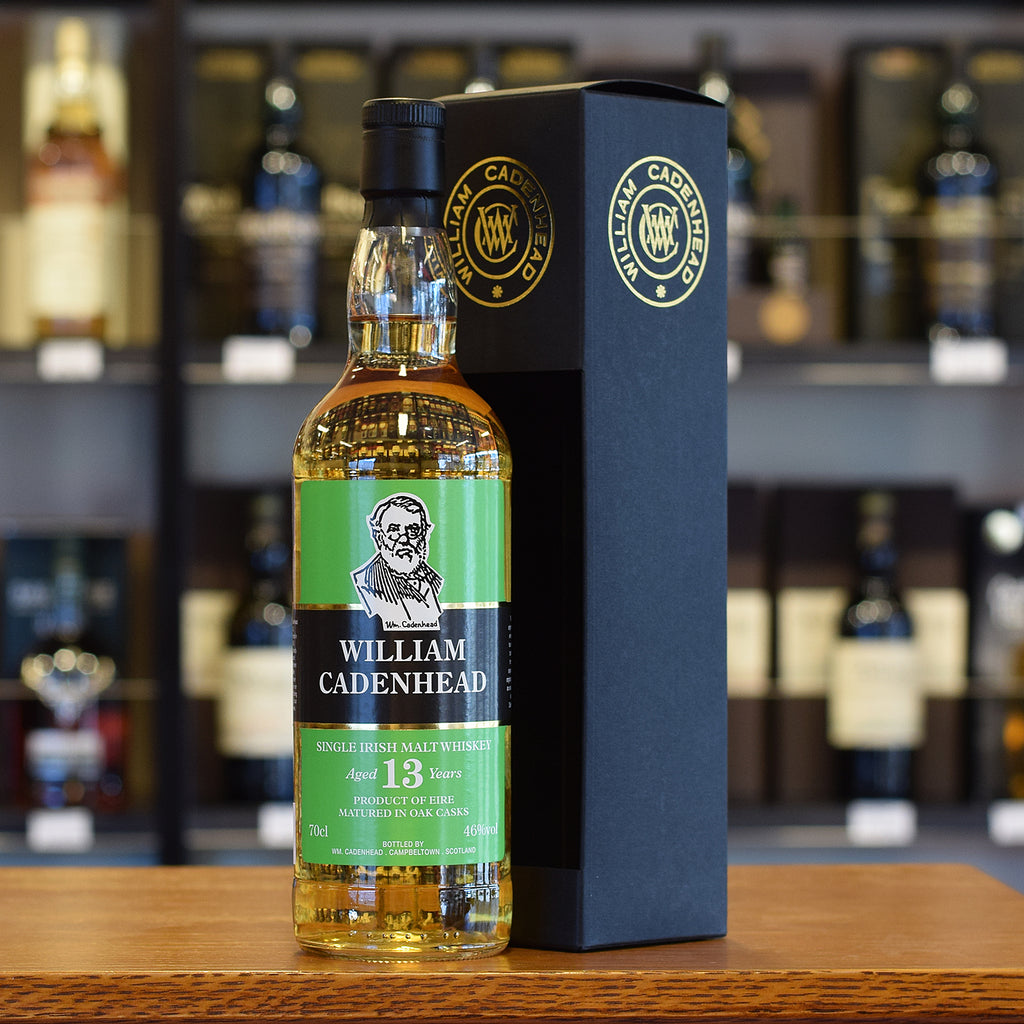 Cadenhead Irish Whiskey 13 years old 46%
