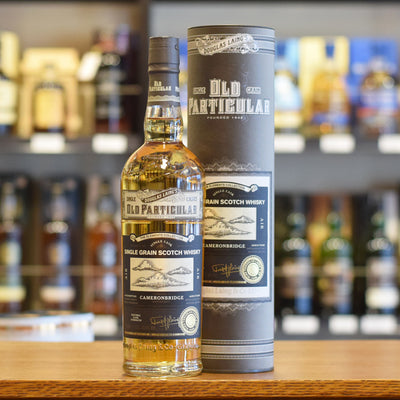 Cameronbridge 'Old Particular The Elements - Air' 27 years old 4