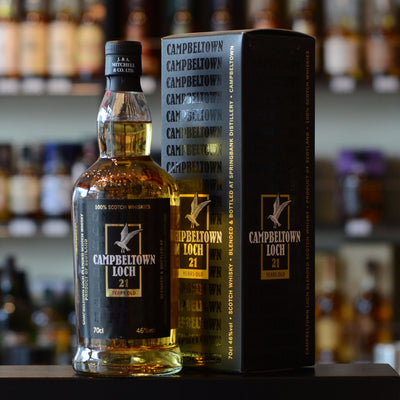 Campbeltown Loch 21 years old 46%
