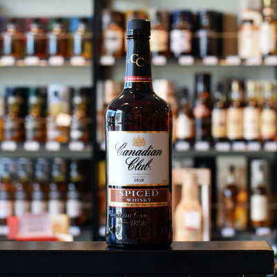 Canadian Club Spiced 37%