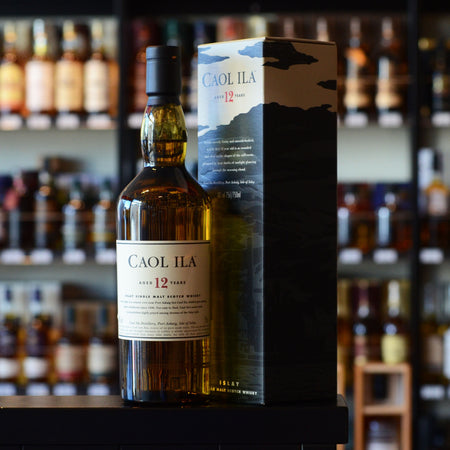 Caol Ila 12 years old 43% 750ml