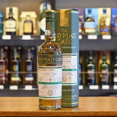 Caol Ila 'Old Malt Cask' 2009 / 9 years old 50%
