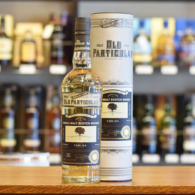 Caol Ila 'Old Particular The Elements - Earth' 2010 / 8 years ol