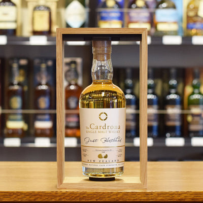 Cardrona 'Just Hatched' Bourbon Barrel 375ml 64.2%