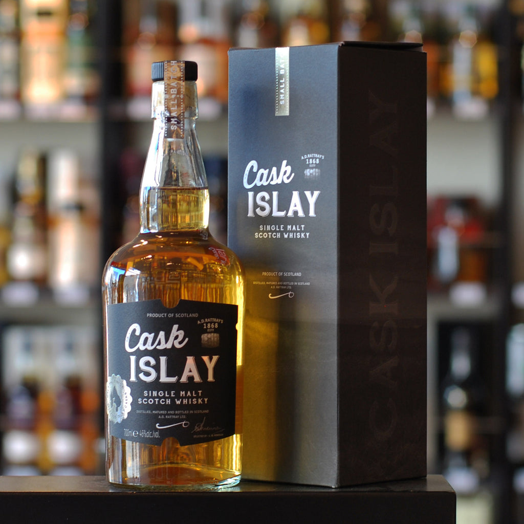Cask Islay 'A.D. Rattray' 46%