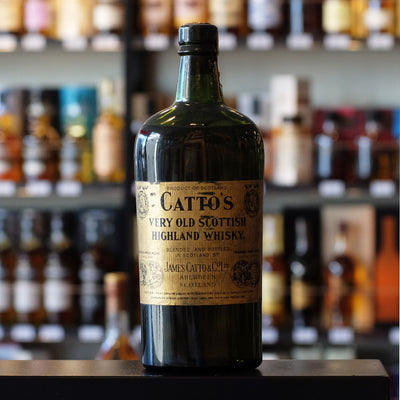Catto's 'Very Old Scottish Highland Whisky'