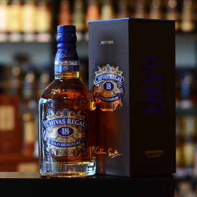 Chivas Regal 18 years old 40%