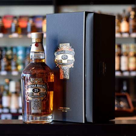 Chivas Regal 25 years old 40%