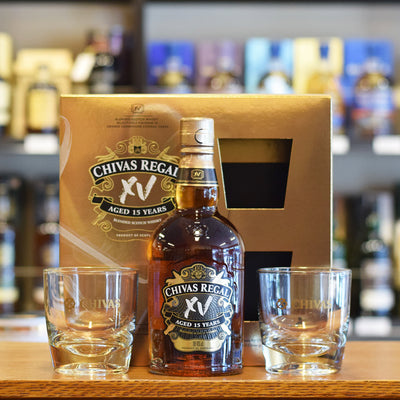 Chivas Regal 'XV' 15 year old Gift Pack 40%