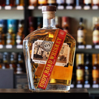 Cody Road Rye from The Mississippi River Distilling Company 40%