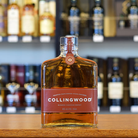 Collingwood Blended Canadian Whisky 40%