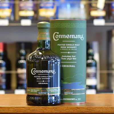Connemara Peated Single Malt 40%