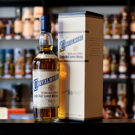 Convalmore 1977 / 28 years old 57.9%