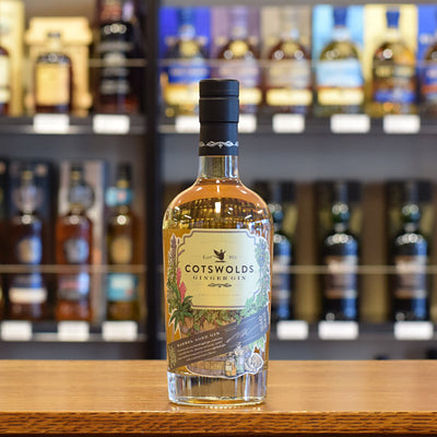 Cotswolds Ginger Gin 46% 500ml