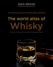 The World Atlas of Whisky by Dave Broom 2nd edition
