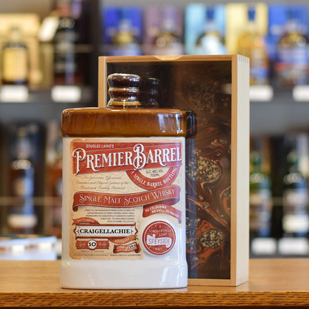 Craigellachie 'Premier Barrel' 10 years old 46%