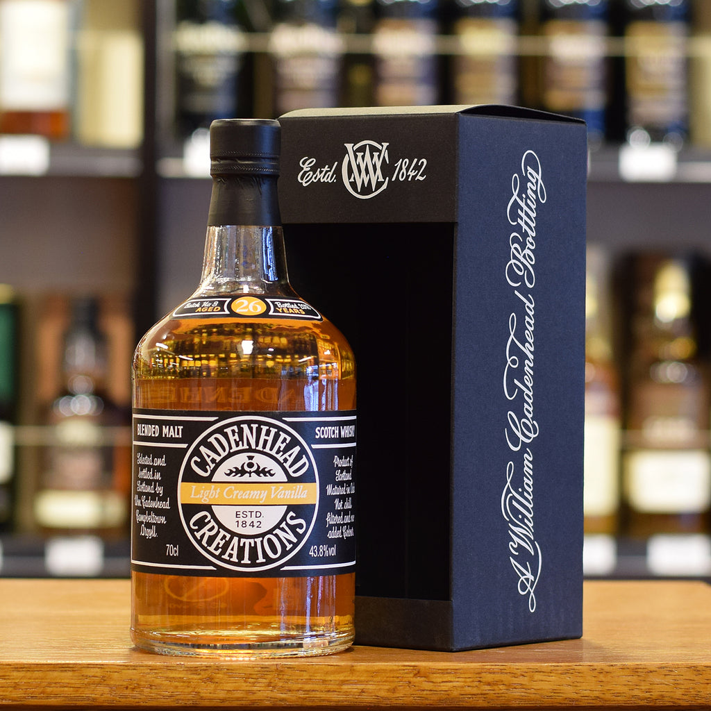 Creations Blend 'Cadenhead' 1991 / 26 years old 43.8%