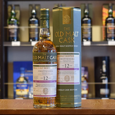 Croftengea 'Old Malt Cask' 2006 / 12 years old 50%