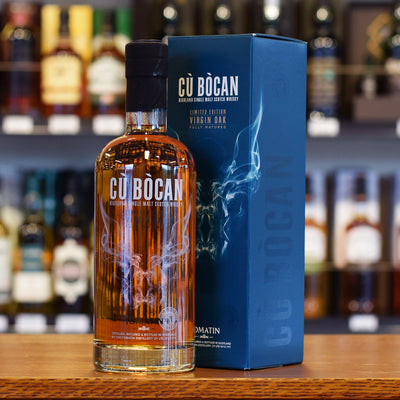 Cu Bocan Virgin Oak Cask Matured 46%