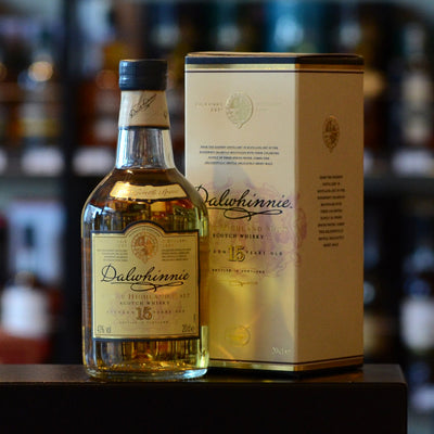 Dalwhinnie 15 years old 43% 200ml