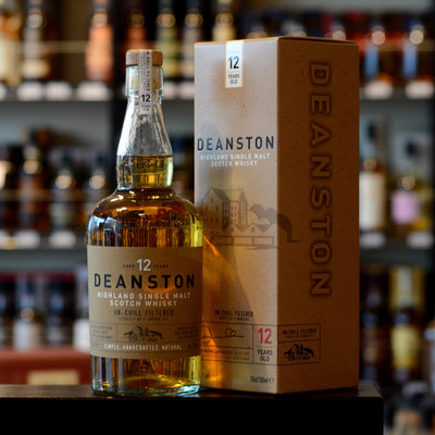 Deanston 12 years old 46.3%