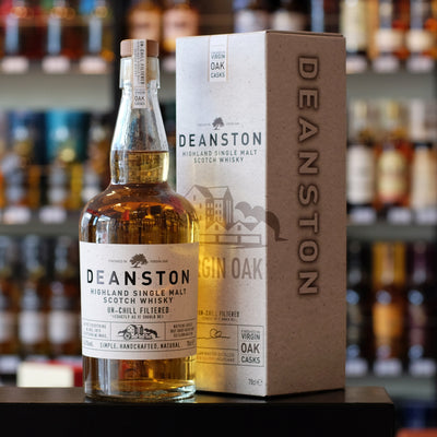 Deanston 'Virgin Oak' finish 46.3%