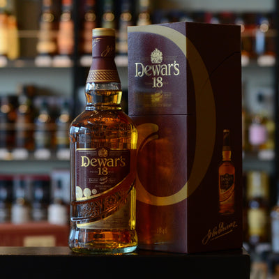 Dewars 18 years old 40%