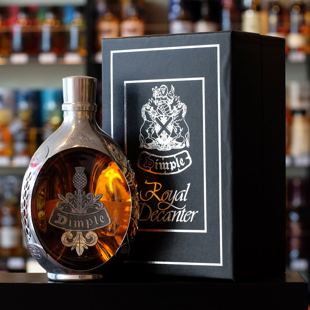 Dimple Haig Royal Decanter 12 years old (C)