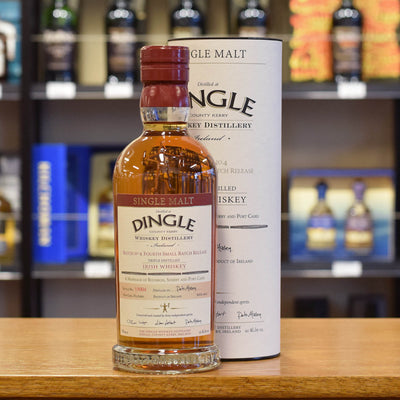 Dingle Single Malt Whiskey Batch 4 46.5%