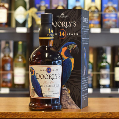 Doorly's 14 years old 48%