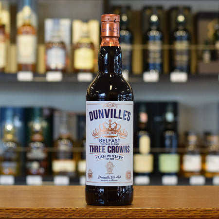 Dunville's 'Three Crowns' 43.5%