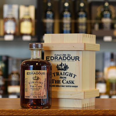 Edradour 'Straight From The Cask' 10 years old 58.9% 500ml