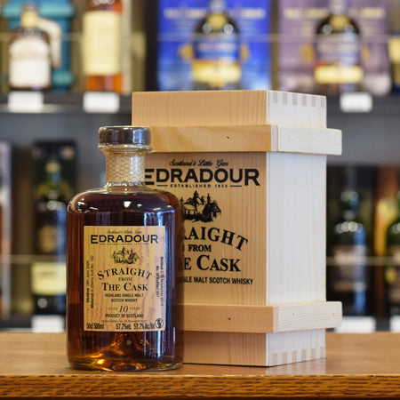 Edradour 'Straight from the Cask' 2008 / 10 years old 57.7%